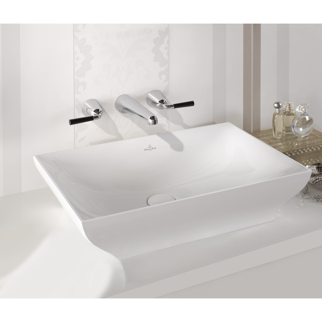 La Belle Washbasin, Surface-mounted washbasin, Washbasins, Surface-mounted washbasins