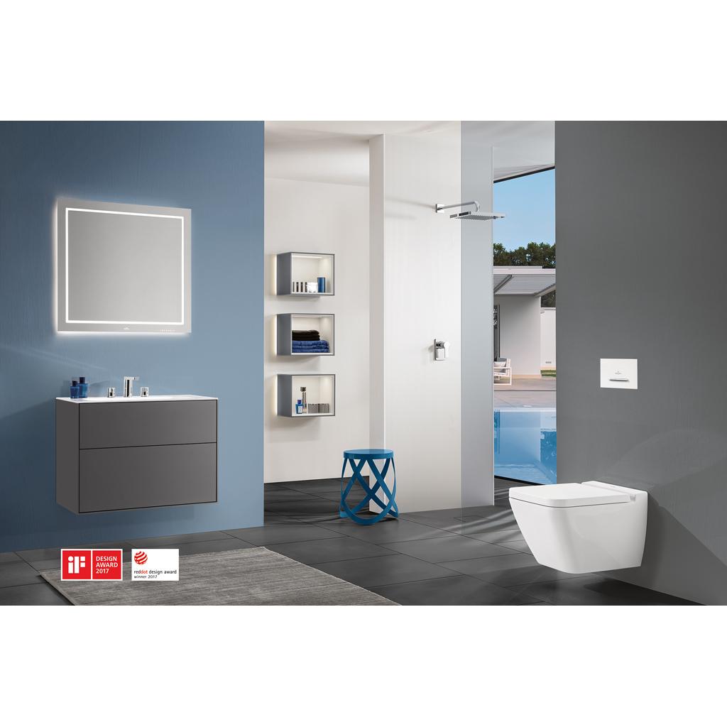 Finion Mobiliario de baño, Armario bajo para lavabo, Armarios bajos para lavabo