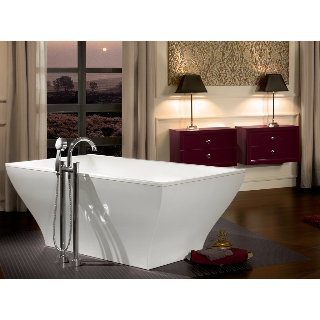 La Belle Bath, Baths, Free-standing baths