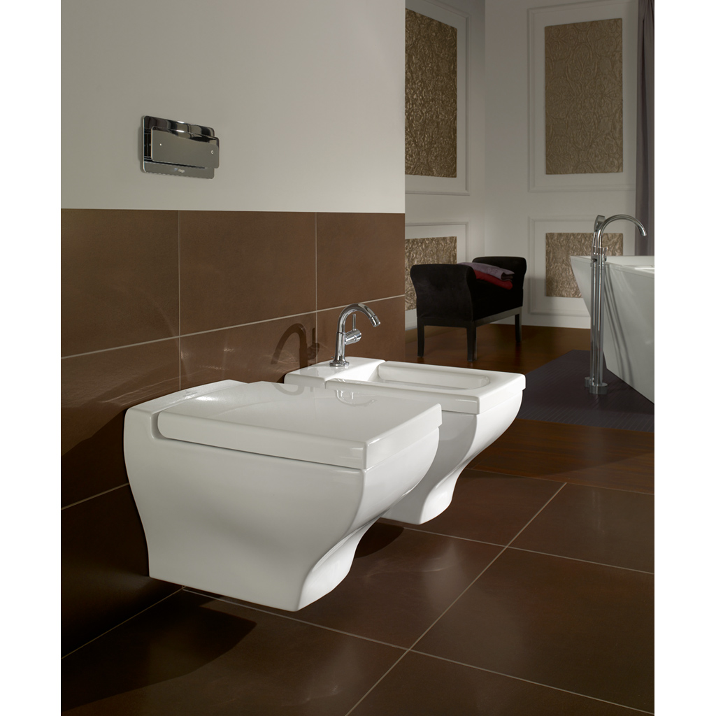 La Belle WCs, Wall-mounted WC, Toilets, Wall-mounted