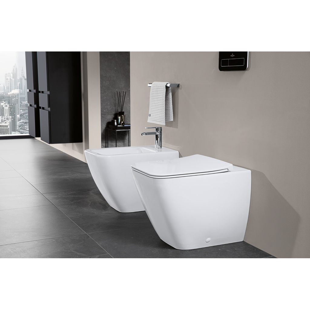 Legato WC, Floor-standing WC, Toilets, Washdown WC