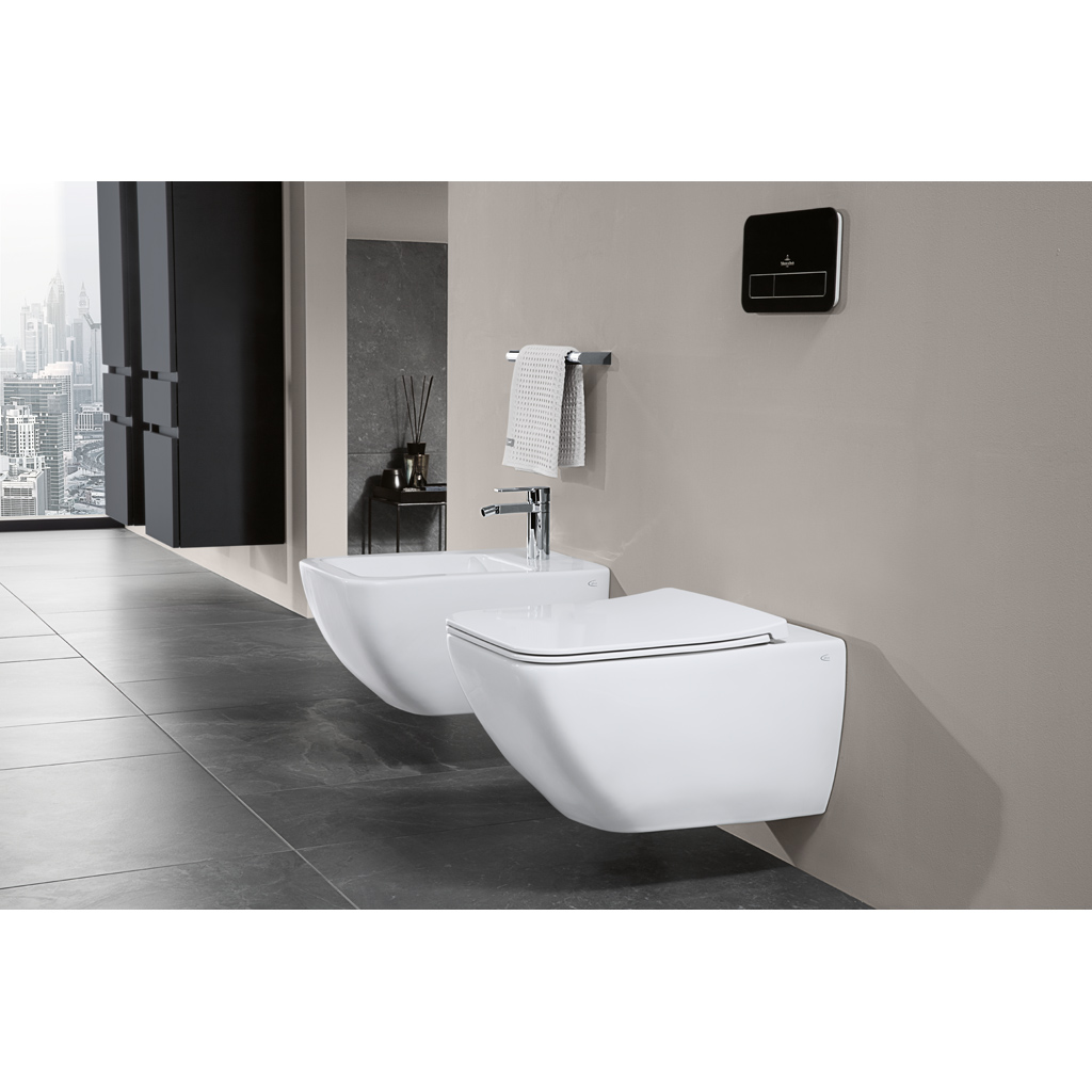 Legato WC, Wall-mounted WC, Toilets, Washdown WC