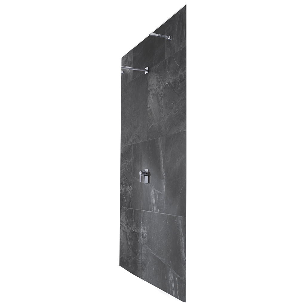 Squaro Infinity Shower tray, Shower trays (Acrylic, Quaryl), Shower trays