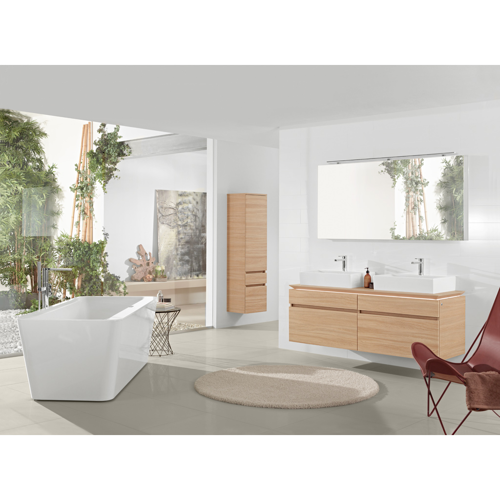 Legato Bathroom furniture, Vanity unit for washbasin, Bathroom sink cabinets