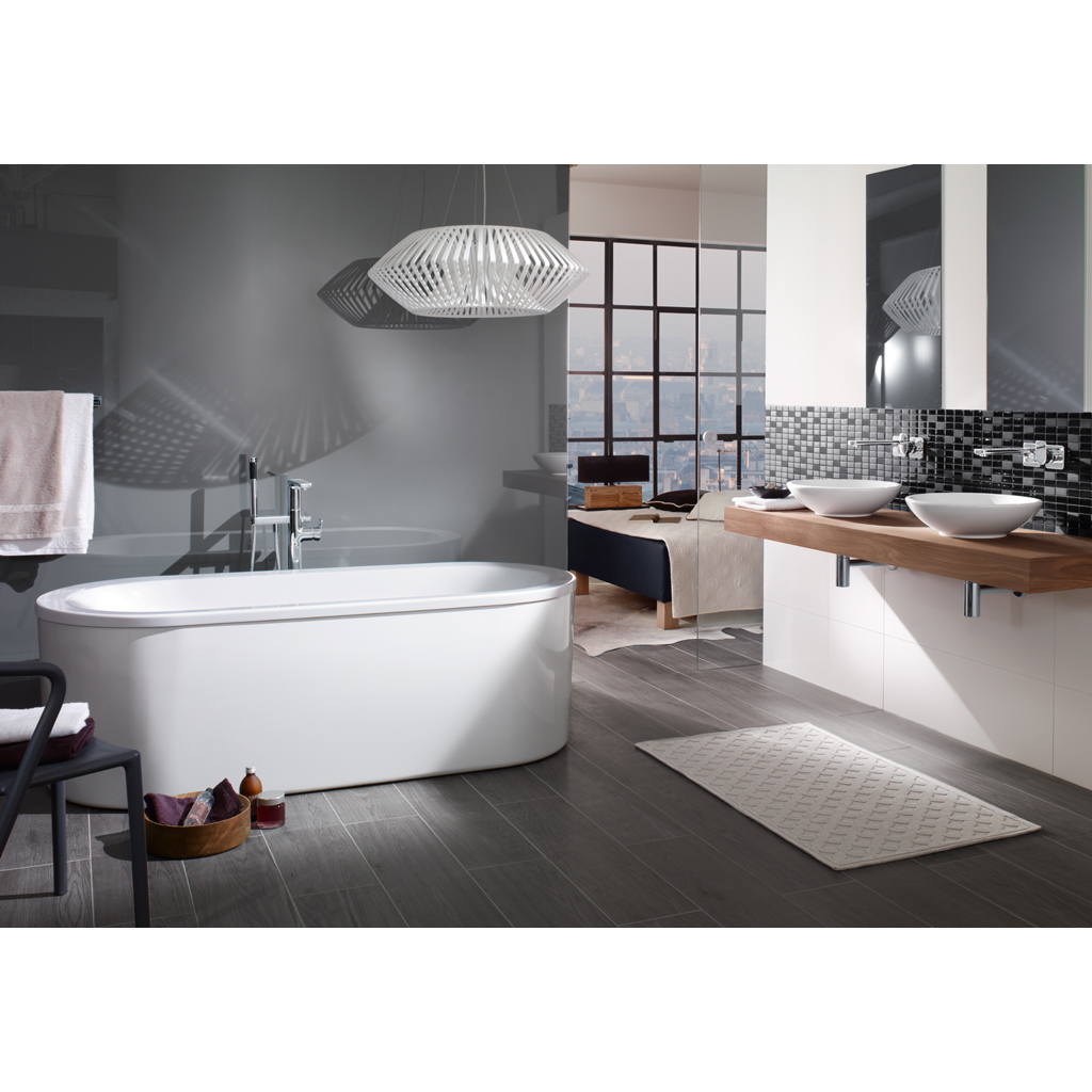 loop friends badewanne freistehend uba180lfo7pdv villeroy boch. Black Bedroom Furniture Sets. Home Design Ideas