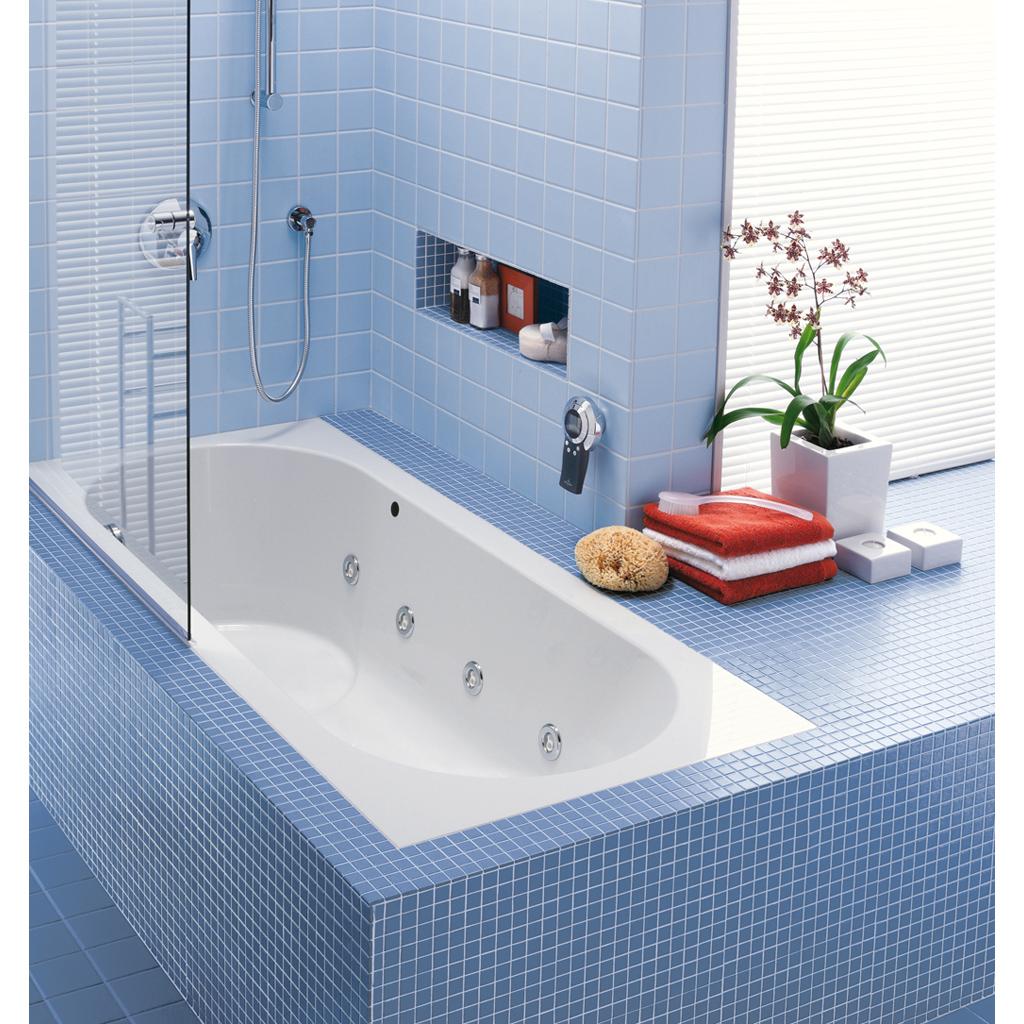 Libra Bath, Baths, Square baths