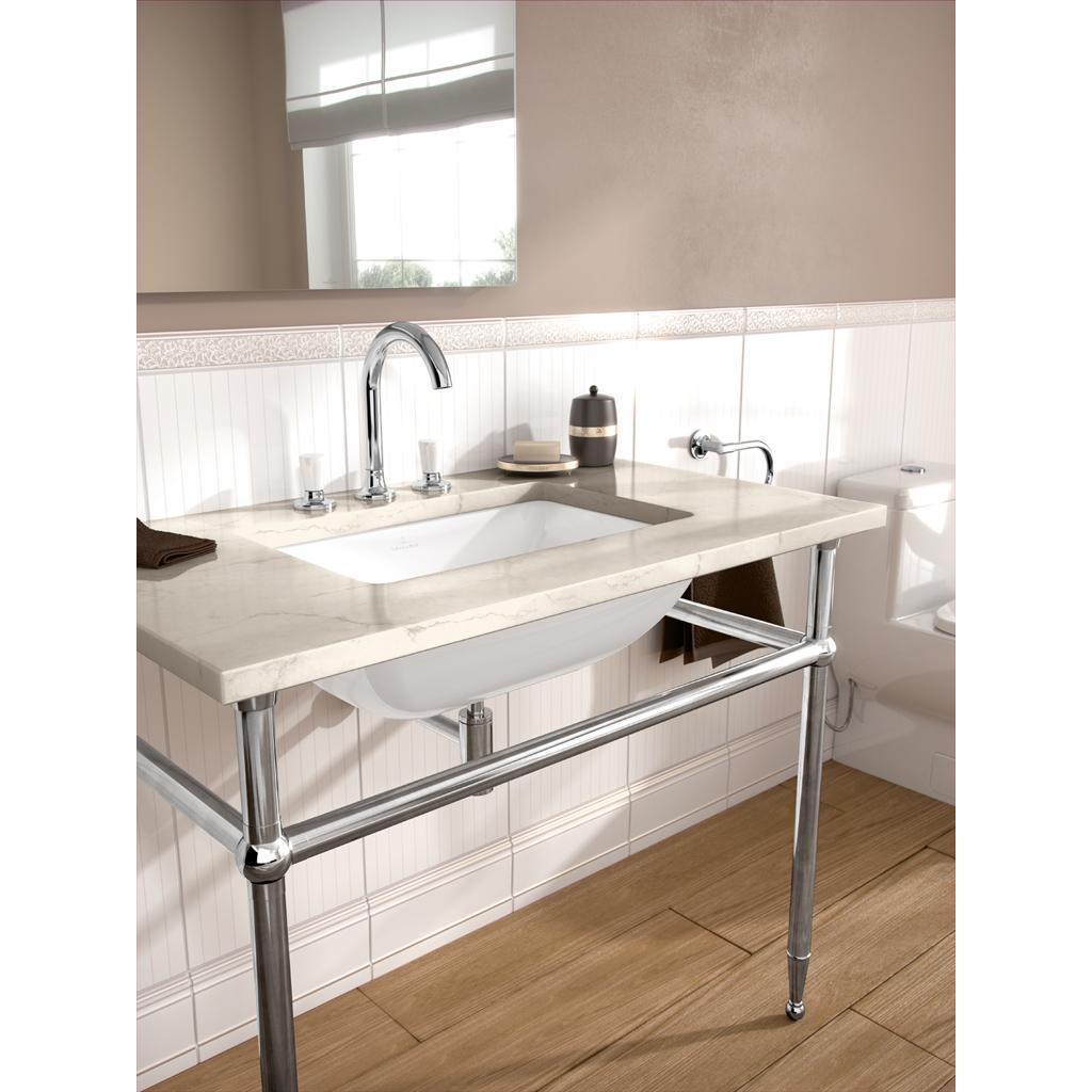 Loop & Friends Washbasins, Undercounter washbasin, Undercounter washbasins