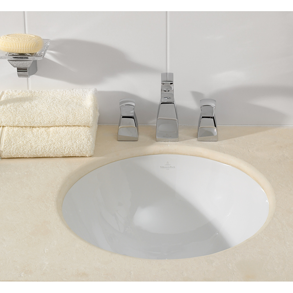 Loop & Friends Washbasin, Undercounter washbasin, Washbasins, Undercounter washbasins