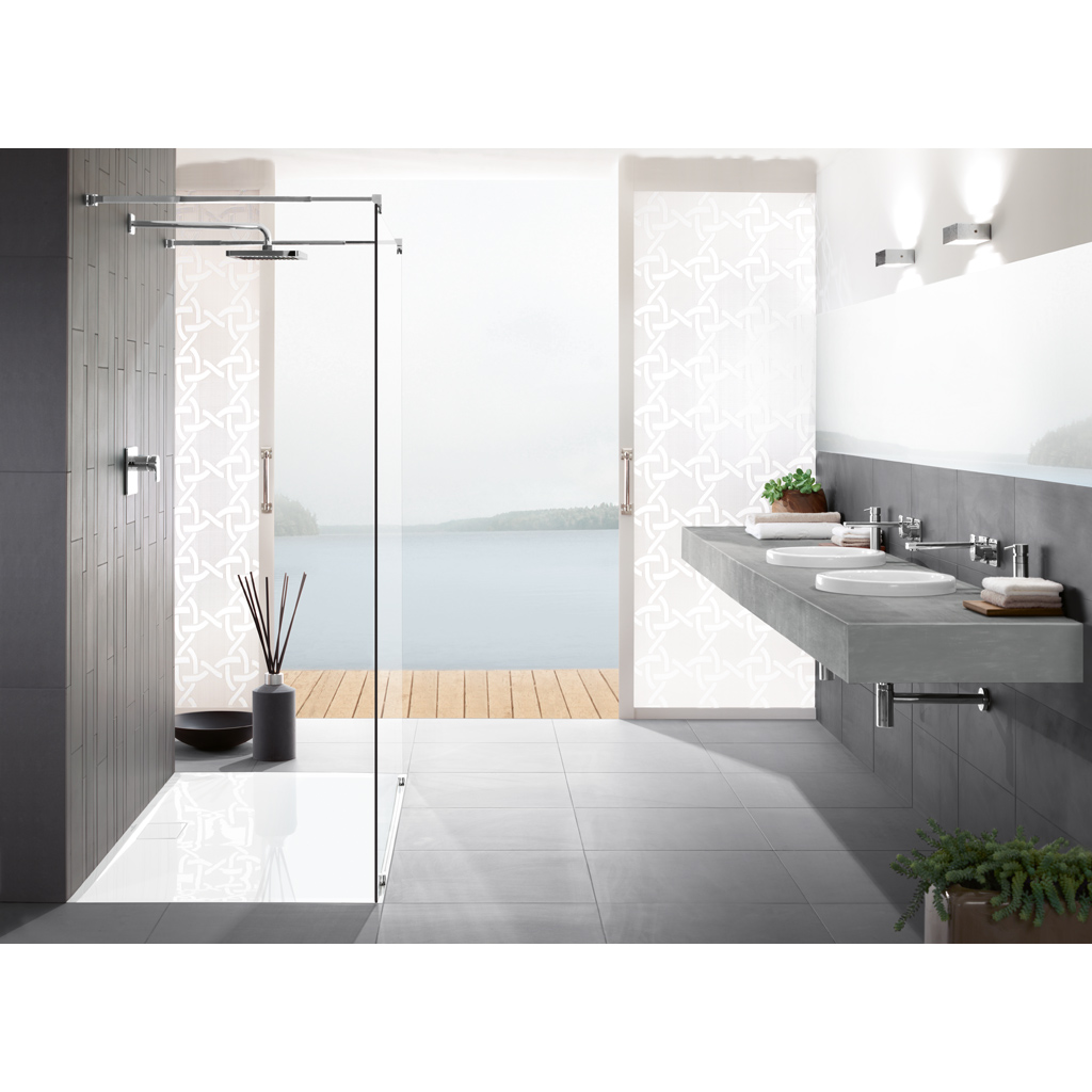 Architectura Shower tray Rectangular UDA1890ARA248V - Villeroy & Boch