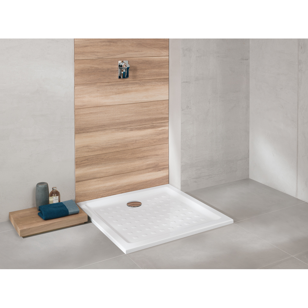 O.novo Shower tray, Shower trays (Ceramics), Shower trays