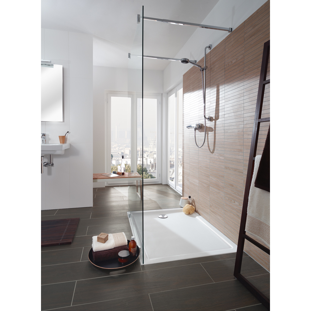 O.novo Plus Shower tray, Shower trays (Ceramics), Shower trays