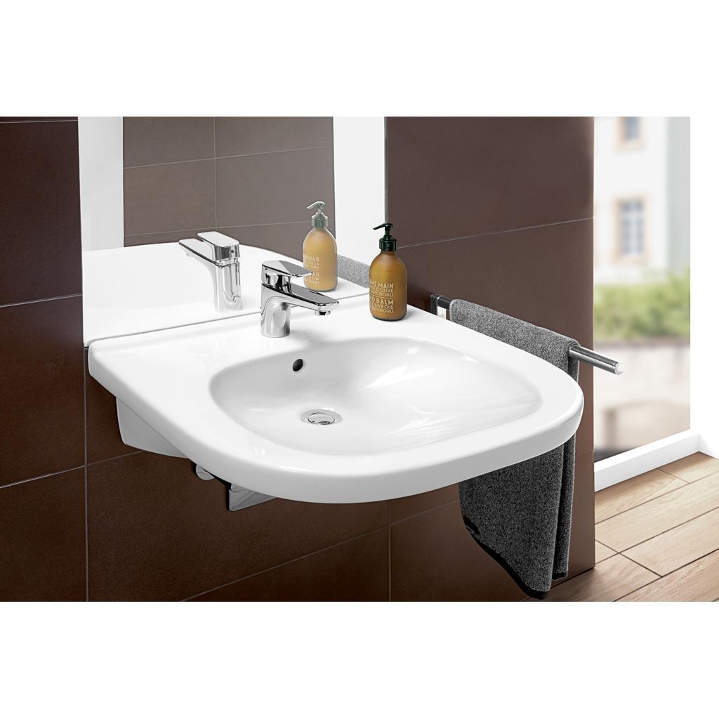 O.novo Vita Waschtisch, Wandwaschtisch, Waschtische / Waschbecken, Klassische Waschtische