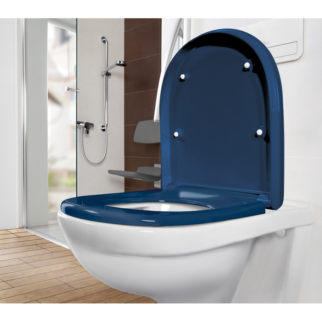 O.novo Vita WC, Wall-mounted WC, Toilets, Washdown WC