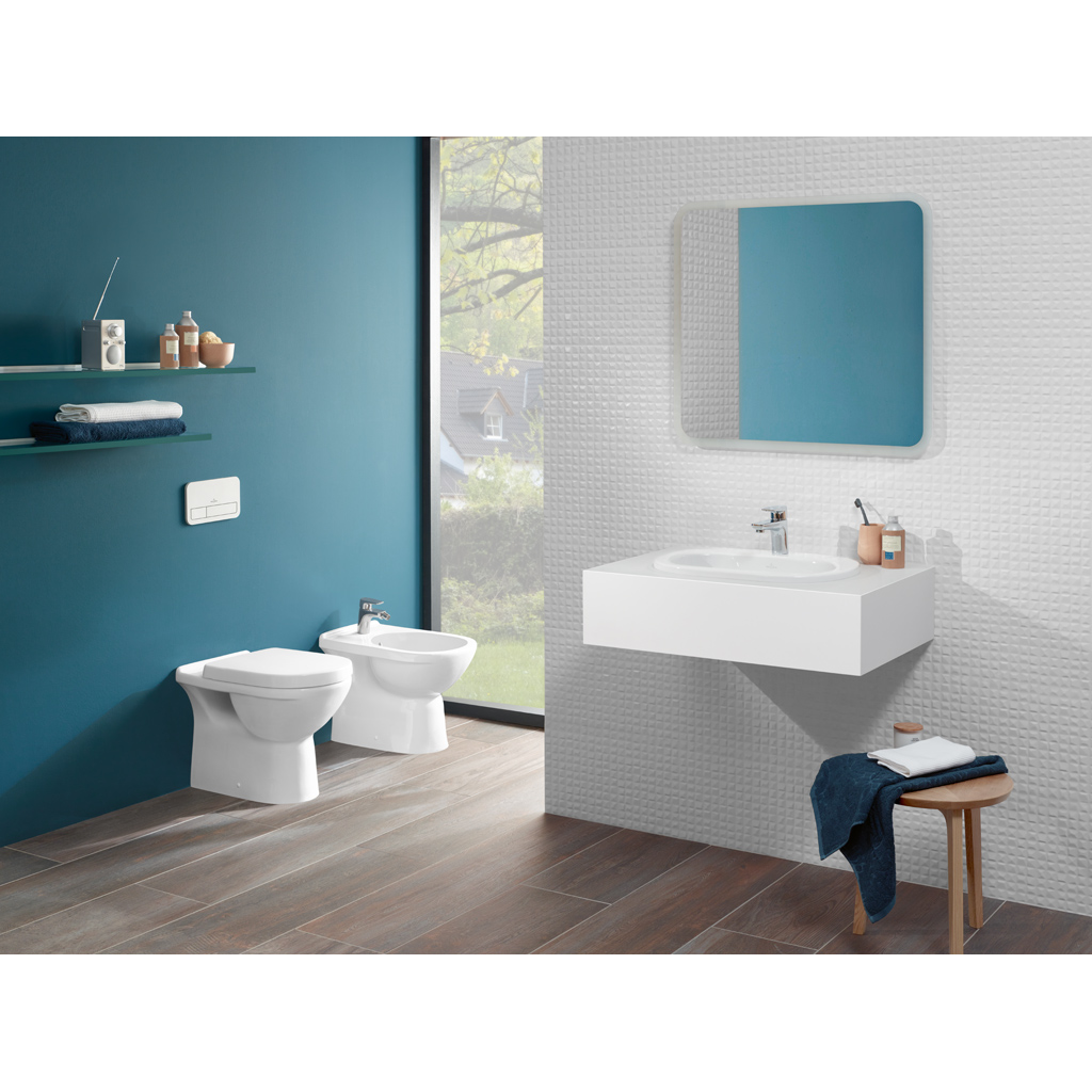 O.novo Washbasin, Built-in washbasin, Washbasins, Built-in washbasins