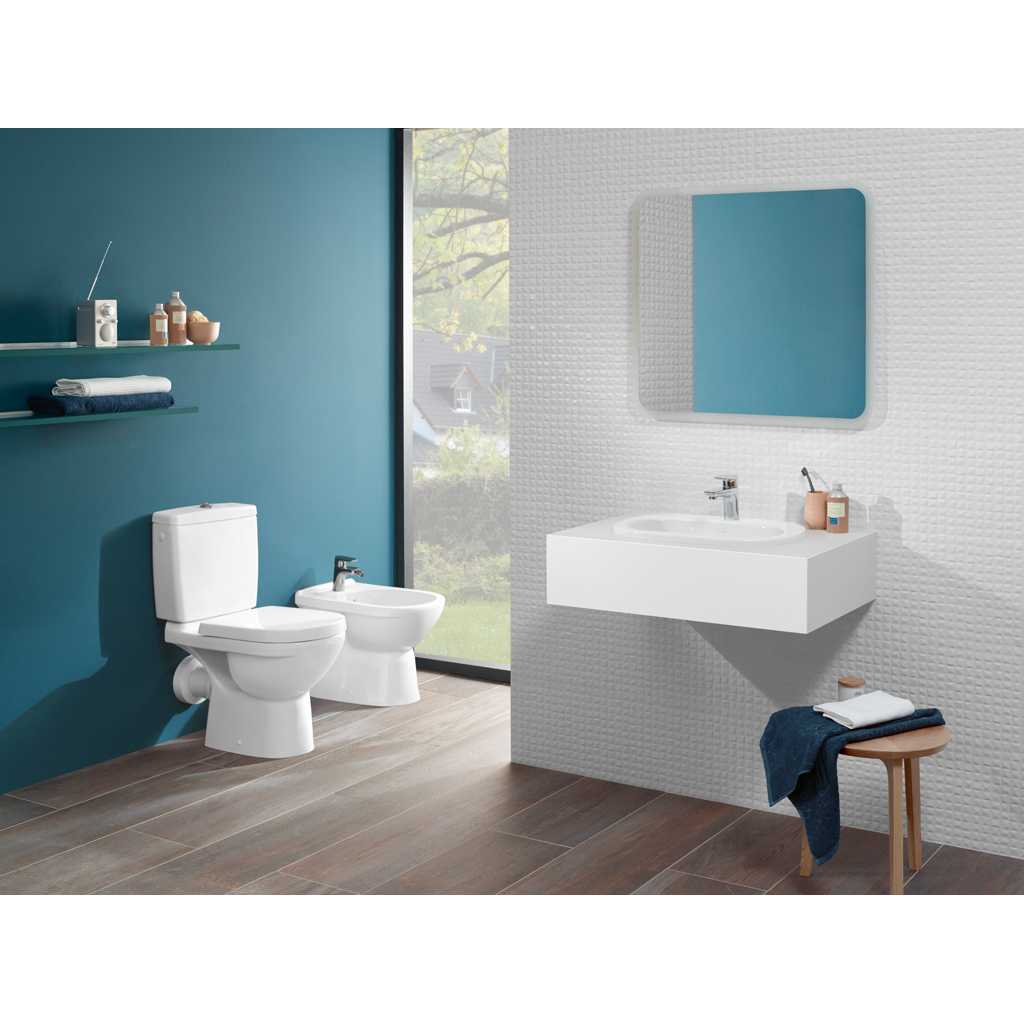 O.novo WC, Floor-standing close-coupled WC-suites, Toilets, Washdown WC