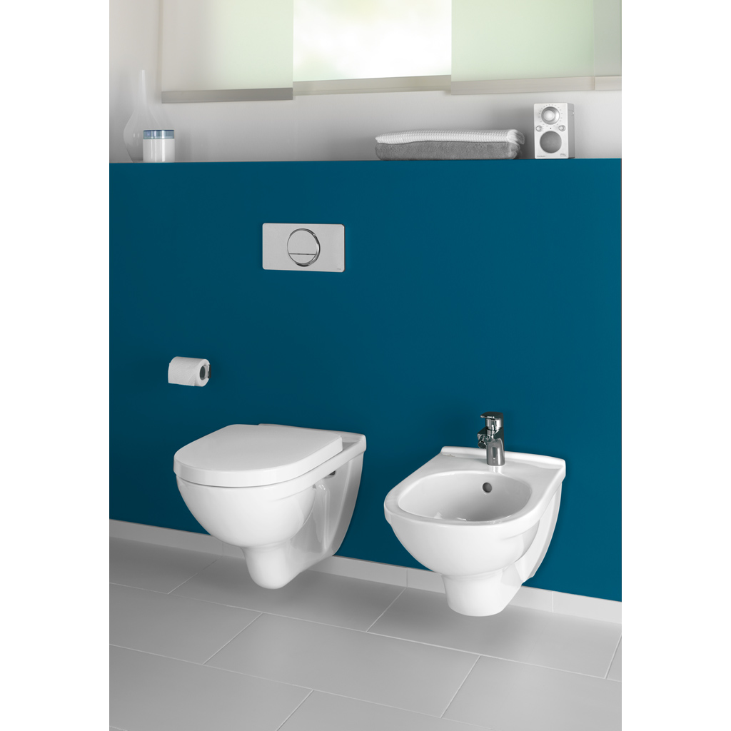 O.novo WC, Wall-mounted WC, Toilets, Washdown WC