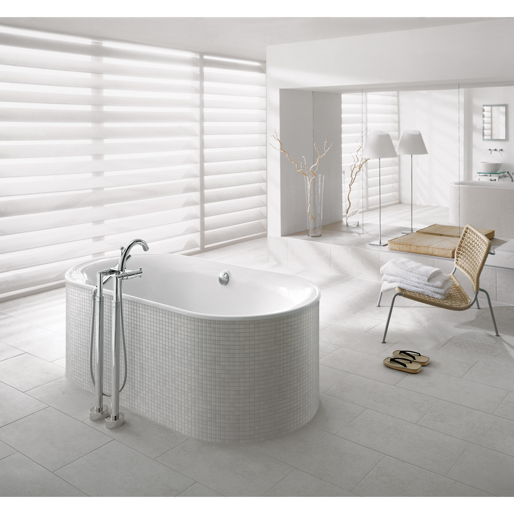 Cetus Bath, Baths, Oval baths
