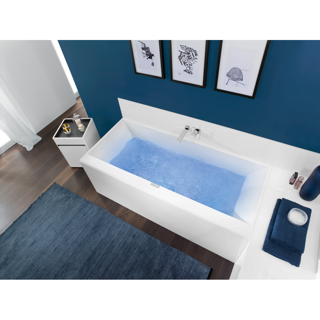 Squaro Edge 12 Bath, Baths, Square baths