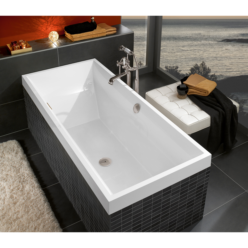 Squaro Square bathtubs