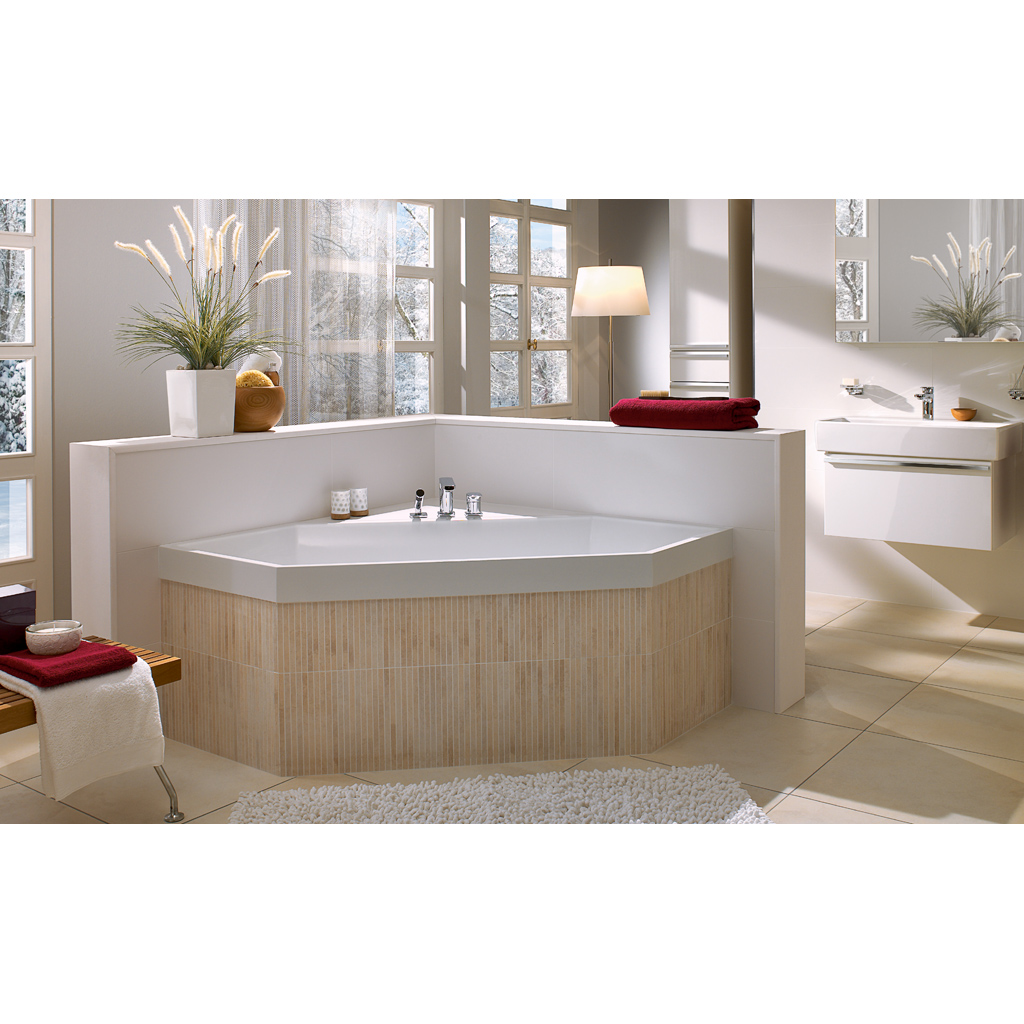 Squaro Bath, Baths, Hexagonal baths