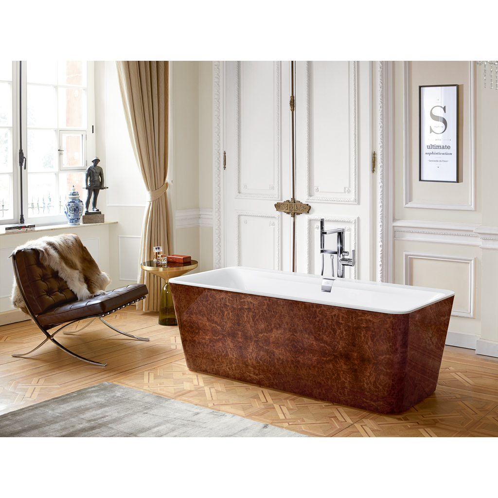 Squaro Prestige Bath, Baths, Square baths