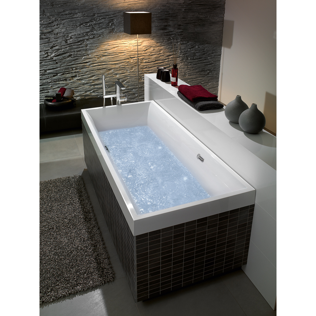 Squaro Bath, Baths, Square baths