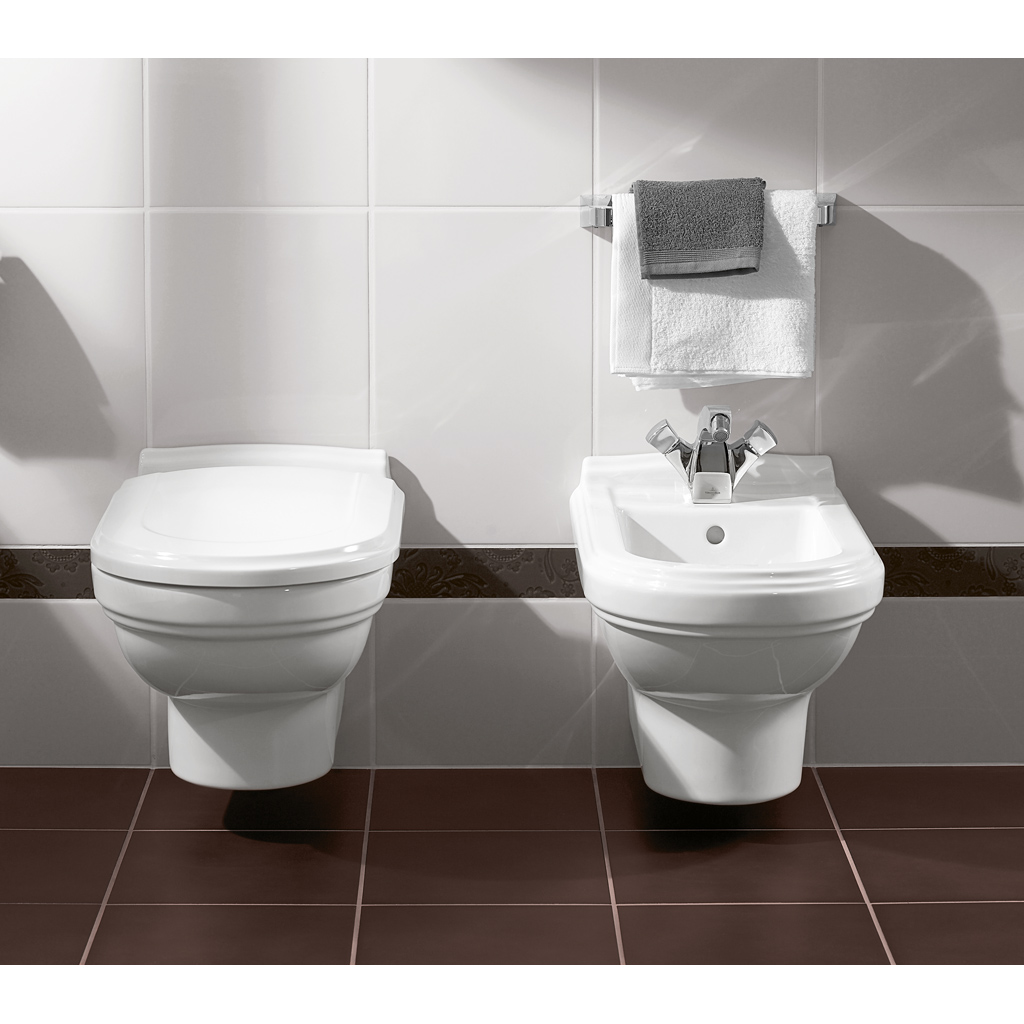 Strada WCs, Wall-mounted WC, Toilets, Wall-mounted