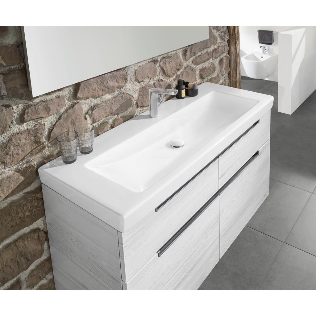 Subway 2.0 Badmöbel, Unterschrank für Waschtisch, Waschtischunterschränke