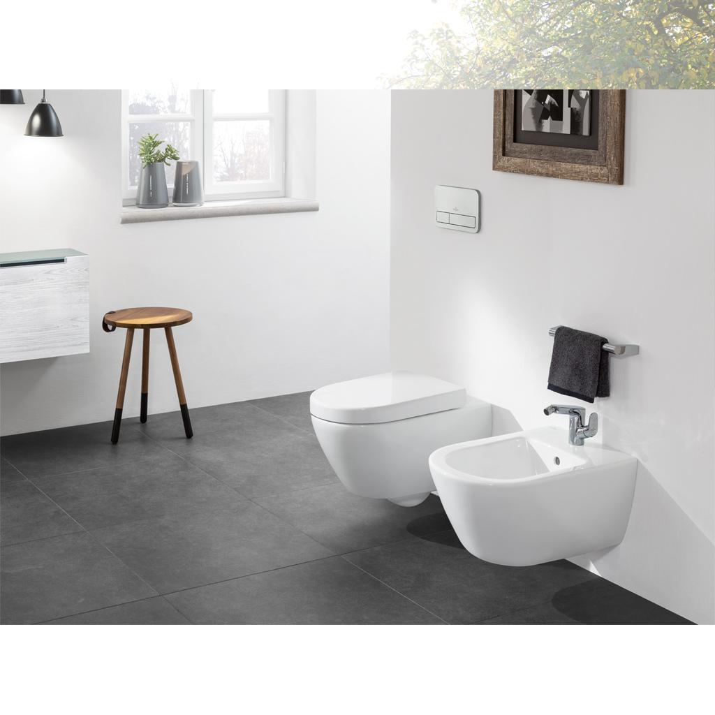 Subway 2.0 WC, WC wandhängend, Toiletten, Tiefspülklosett