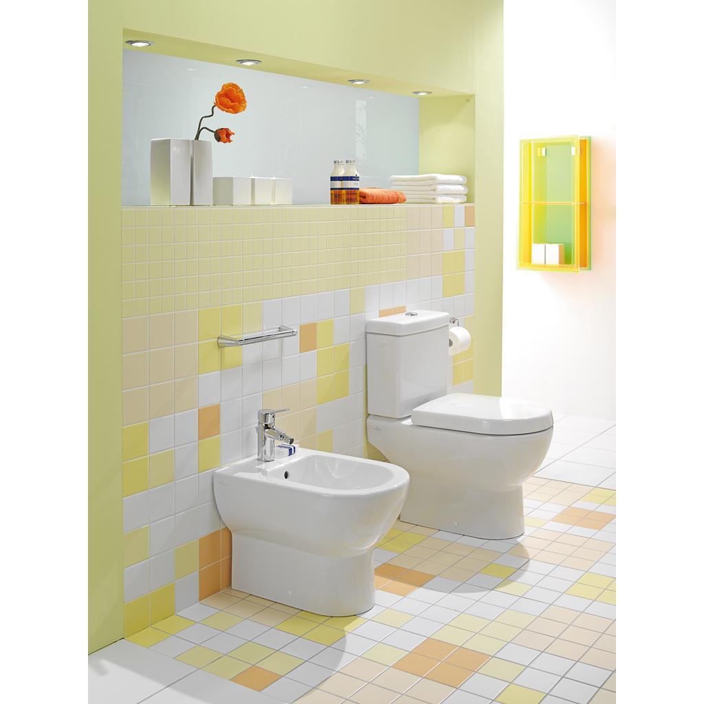 Subway Closets, Staande closetcombinaties, Toiletten, Diepspoelcloset