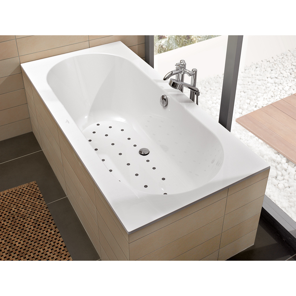 Oberon Bath, Baths, Square baths