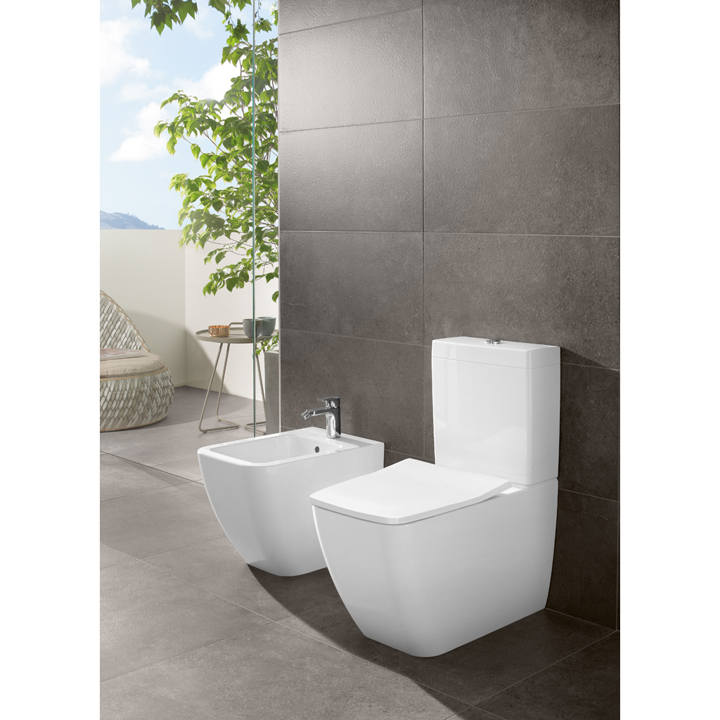 Venticello WC, Floor-standing close-coupled WC-suites, Toilets, Washdown WC