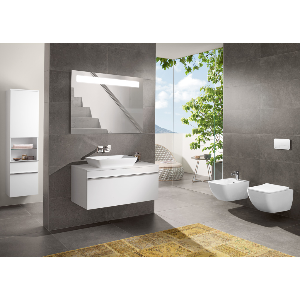 Venticello Washbasin, Surface-mounted washbasin, Washbasins, Surface-mounted washbasins