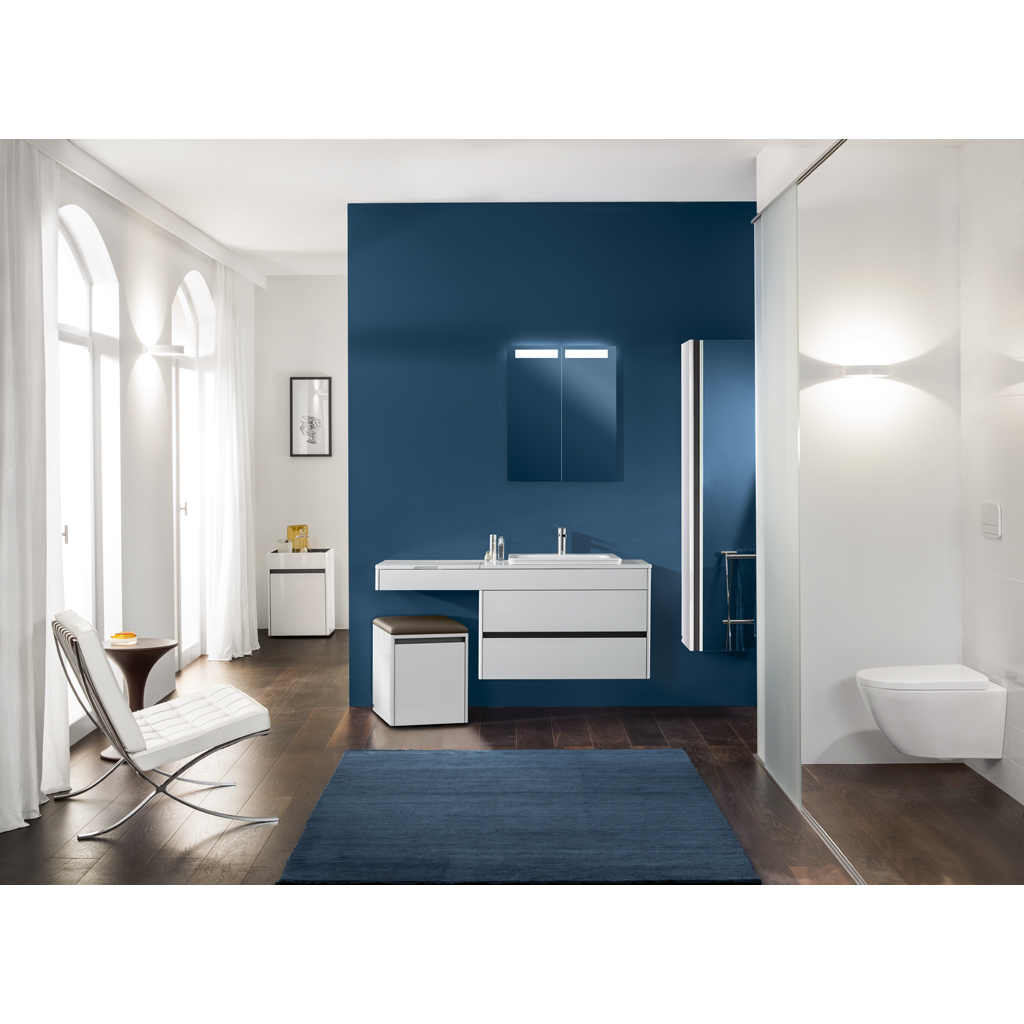 Vivia WC, Wall-mounted WC, Toilets, Washdown WC