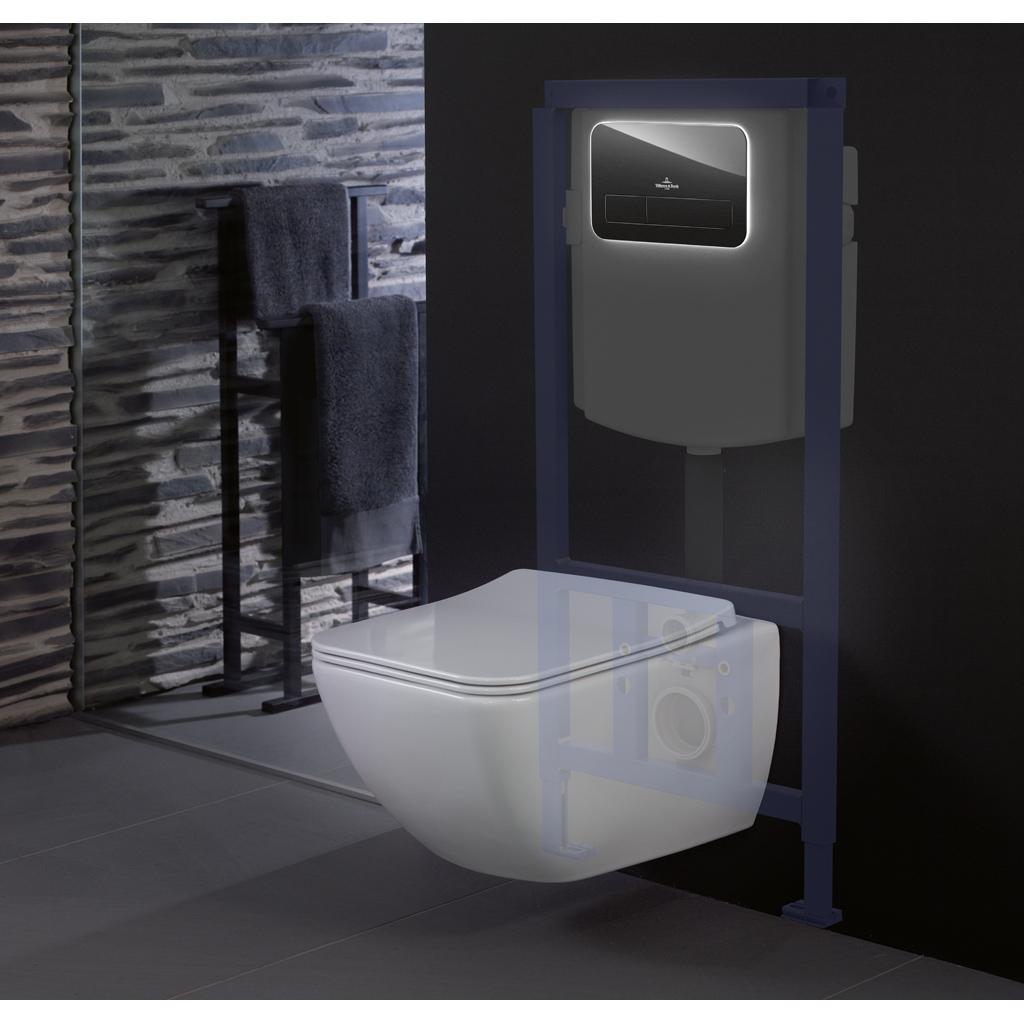 Venticello Miski WC, Deska sedesowa, Deska sedesowa SlimSeat Line